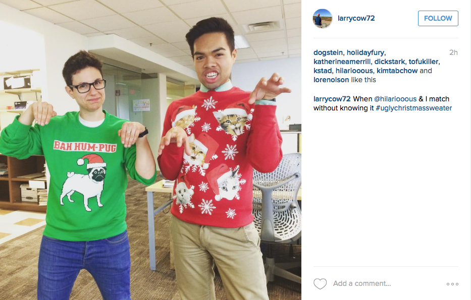 "alt= ""ugly christmas sweater"""